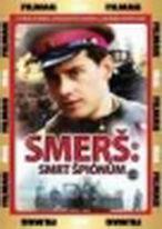 SMERŠ: Smrt špiónům – 1. DVD - pošetka