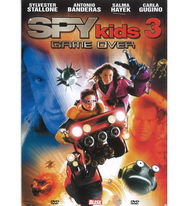 SPY kids 3: Game over - DVD