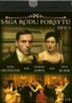 Sága rodu Forsytů 1 - DVD