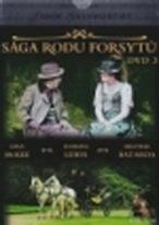 Sága rodu Forsytů 3 - DVD