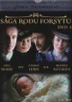 Sága rodu Forsytů 4 - DVD