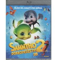 Sammyho dobrodružství 2 ve 3D - BD