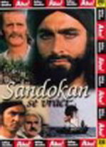Sandokan se vrací - DVD