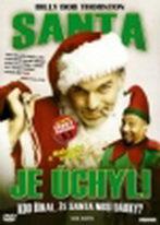 Santa je úchyl - DVD - pošetka