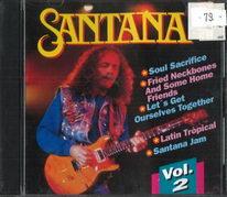 Santana vol. 2 - CD