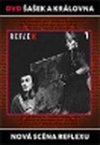 Šašek a královna (divadelní záznam) - DVD