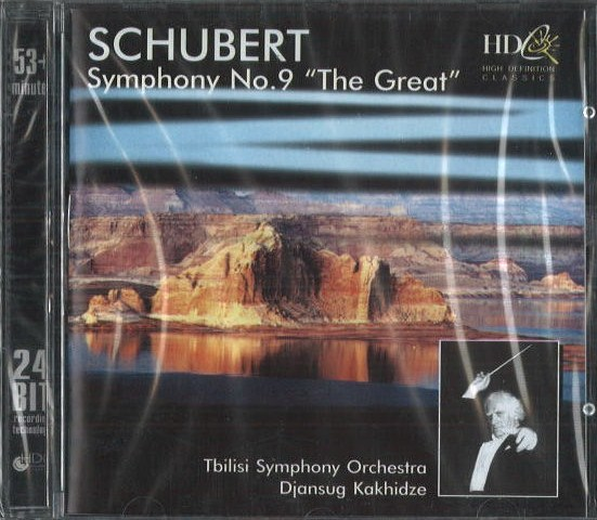 "Schubert - Symphony no. 9 ""The Great"" - CD"
