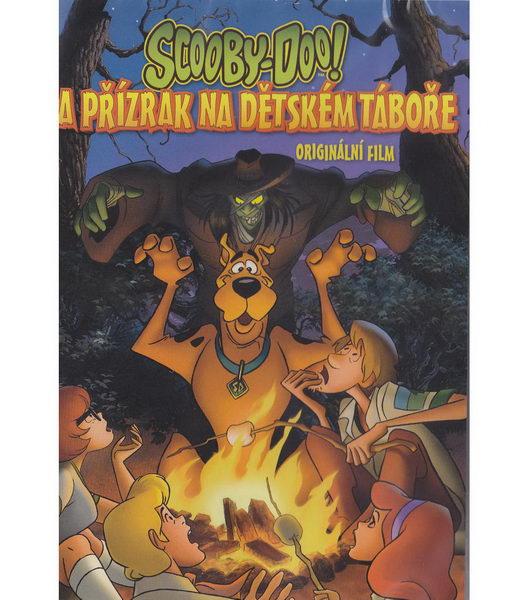 Scooby-Doo! A přízrak na dětském táboře - DVD