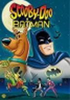 Scooby-Doo a Batman - DVD plast