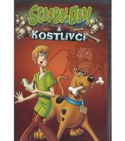 Scooby - Doo a Kostlivci - DVD plast