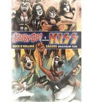 Scooby-Doo a skupina Kiss - DVD