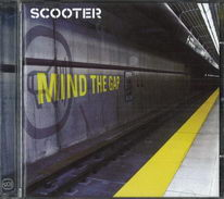 Scooter - Mind the gap - CD