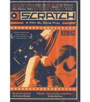 Scratch - DVD