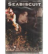 Seabiscuit ( plast ) DVD