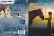 Secretariat - DVD plast