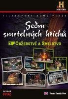 Sedm smrtelných hříchů 2: Obžerství, Smilstvo - digipack DVD
