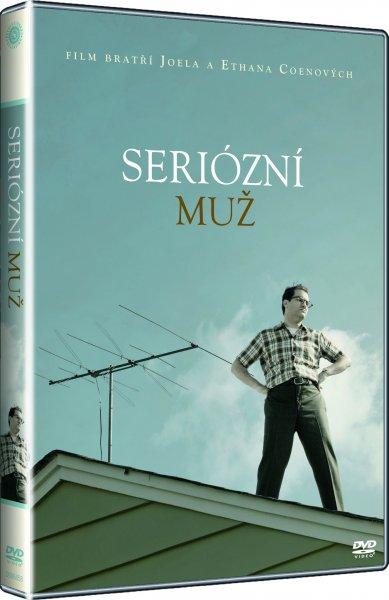 Seriózní muž - DVD