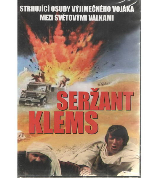 Seržant Klems - DVD