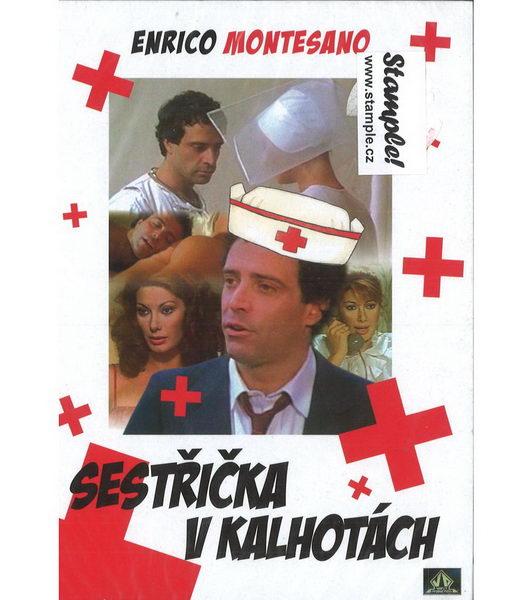 Sestřička v kalhotách - DVD/digipack/