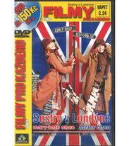 Sestry v Londýně - DVD slim