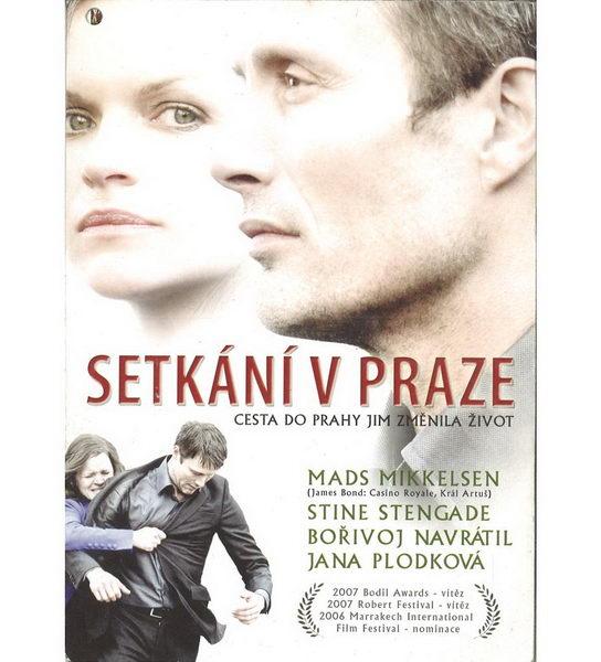 Setkání v Praze - DVD - dárková obálka