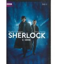 Sherlock 2. série DVD 2
