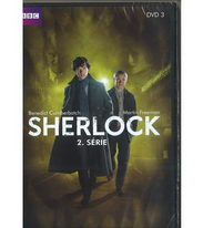 Sherlock 2. série DVD 3