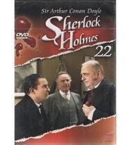 Sherlock Holmes 22 - Umírající detektiv - DVD