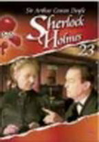 Sherlock Holmes 23 - Zlatý skřipec - DVD