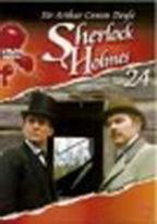 Sherlock Holmes 24 - Rudý kruh - DVD