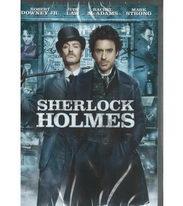 Sherlock Holmes ( plast ) DVD