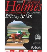 Sherlock Holmes - Stříbrný lysáček - papírová pošetka