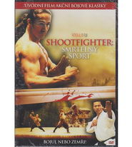Shootfighter: Smrtelný sport ( slim ) - DVD