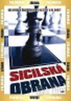 Sicilská obrana - DVD pošetka