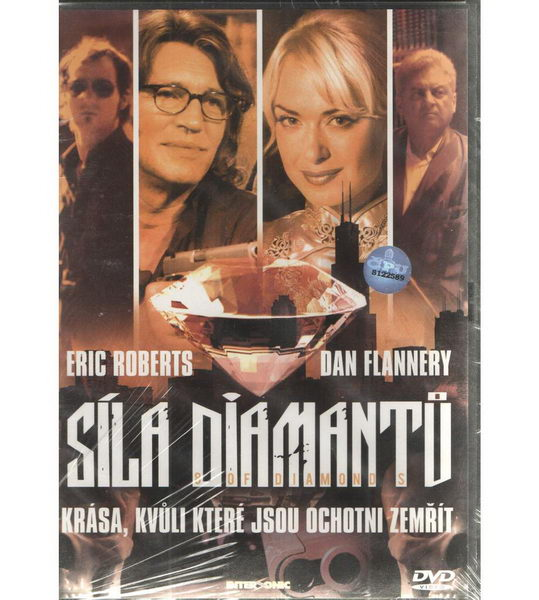 Síla diamantů - DVD