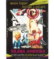 Šílená Amerika - DVD