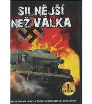 Silnější než válka disk 1 - DVD