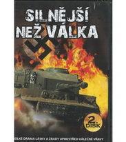 Silnější než válka disk 2 - DVD