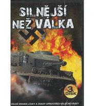 Silnější než válka disk 3 - DVD