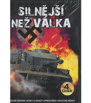 Silnější než válka disk 4 - DVD