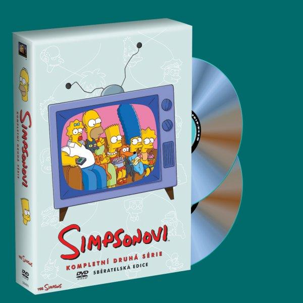 Simpsonovi (seriál) - DVD