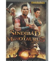 Sindibád a Minotaurus ( slim ) DVD