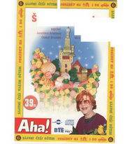 Šípková Růženka CD vyprávění - DVD