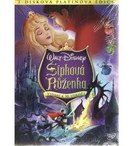 Šípková Růženka - 2 DVD plast