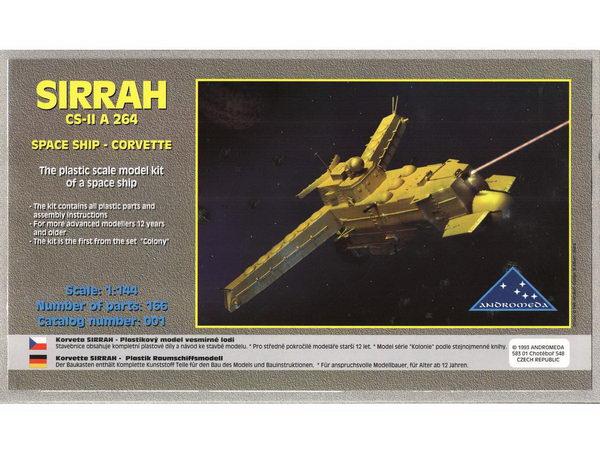 Sirrah CS-II A 264 Korveta