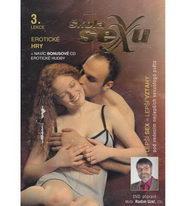 Škola sexu 03 - Erotické hry - DVD