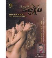 Škola sexu 10 - Kreativní polohy pro milenecké páry - DVD