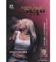 Škola sexu 22 - Kreativní sex - DVD