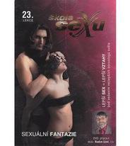 Škola sexu 23 - Sexuální fantazie - DVD