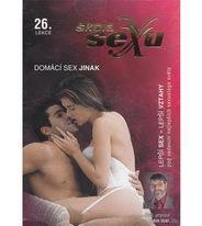Škola sexu 26 - Domácí sex jinak - DVD